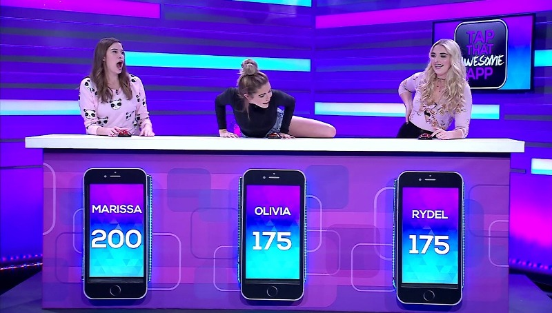 Olivia Jade in Tap That Awesome App (2016)