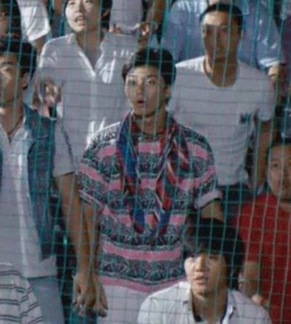 Park Seo-joon in a scene from Perfect Games (2011)